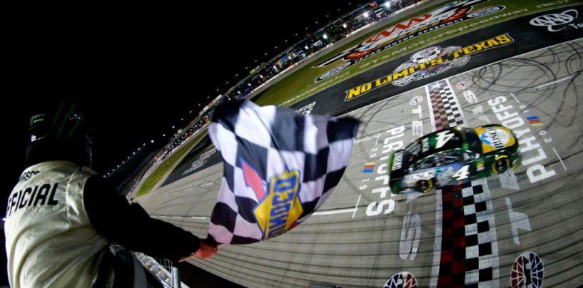 """<span class=""""entry-title-primary"""">NASCAR   Kevin Harvick ancora una volta re del Texas!</span> <span class=""""entry-subtitle"""">""""The Closer"""" vince per il terzo anno consecutivo la gara autunnale di Fort Worth e si qualifica per Homestead</span>"""