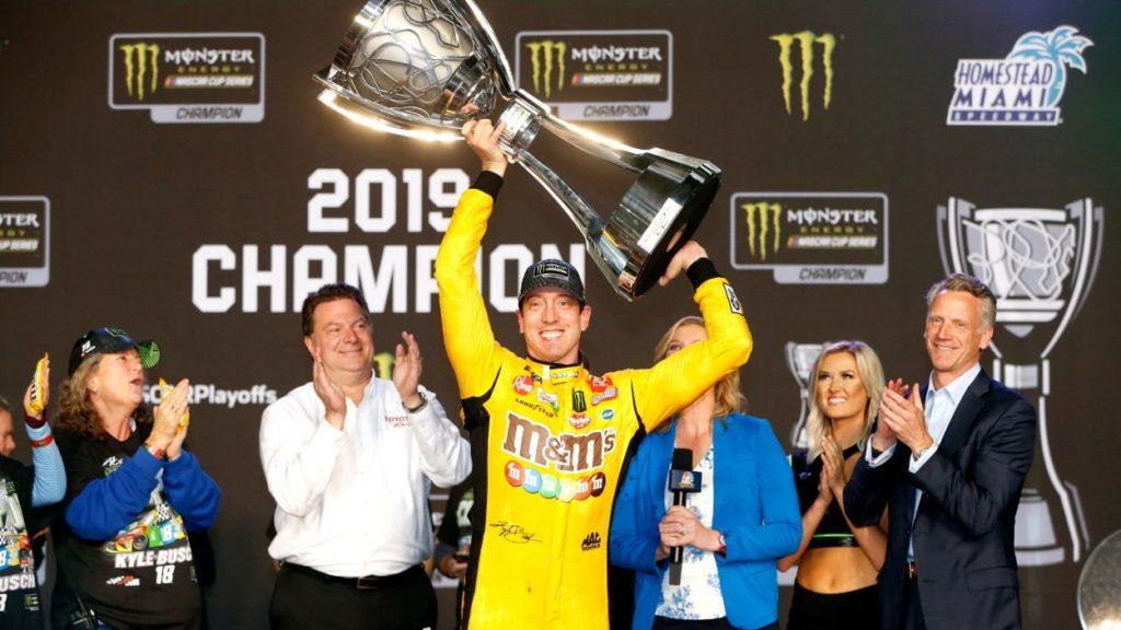 NASCAR | Kyle Busch fa la gara perfetta e conquista il secondo titolo in carriera! 1