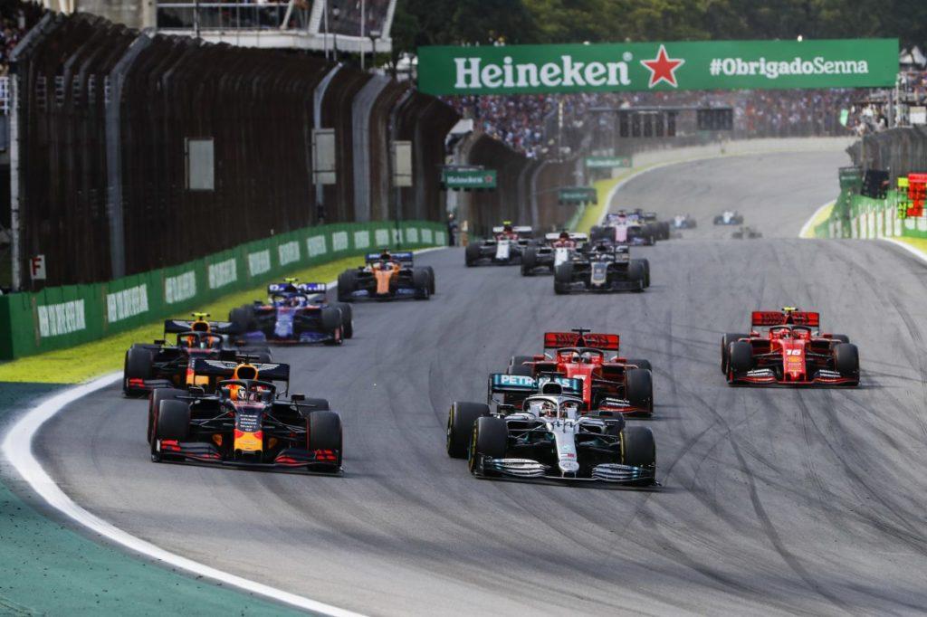 F1 | La cronaca del Gran Premio del Brasile 2019