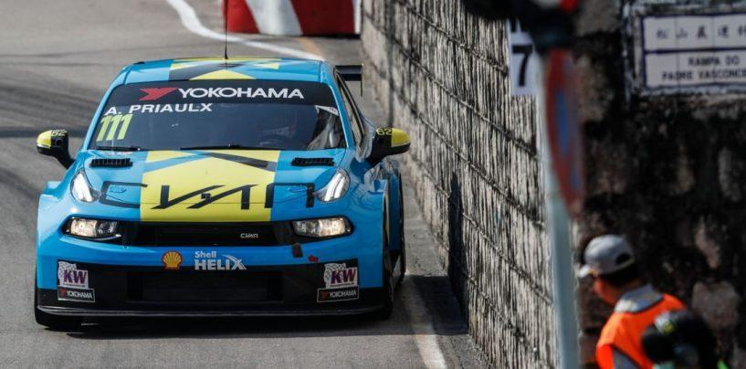 """<span class=""""entry-title-primary"""">WTCR   GP Macao: Priaulx supera Huff e conquista il Guia Race 2019</span> <span class=""""entry-subtitle"""">Beffato ancora una volta il pilota della Volkswagen. Situazione serratissima per Sepang</span>"""