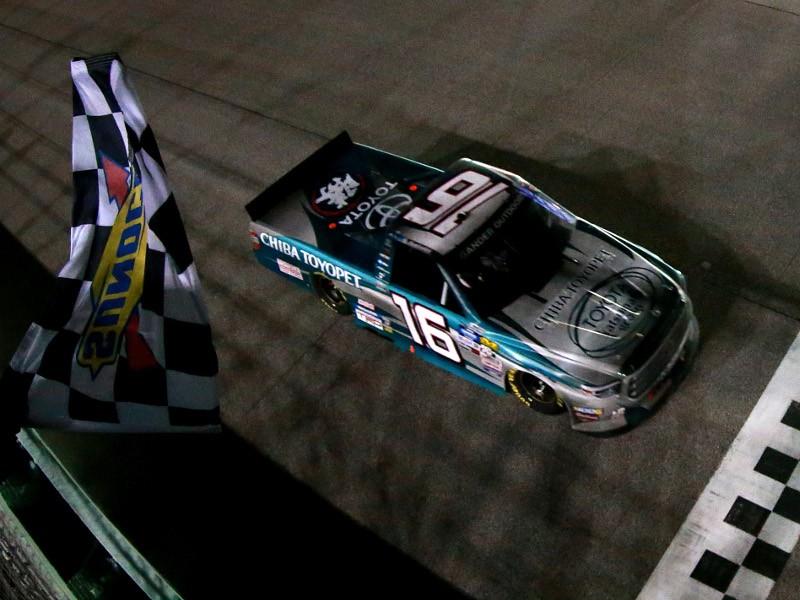 NASCAR | Truck Series: Hill vince la gara, Crafton è campione per la terza volta!