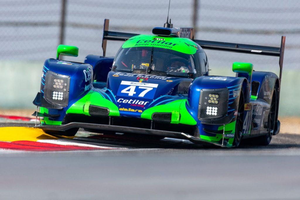Settimo posto in classe LMP2 a Shanghai per Cetilar Racing