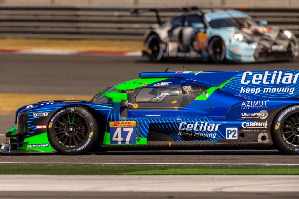 Miglior qualifica della stagione per Cetilar Racing a Shanghai