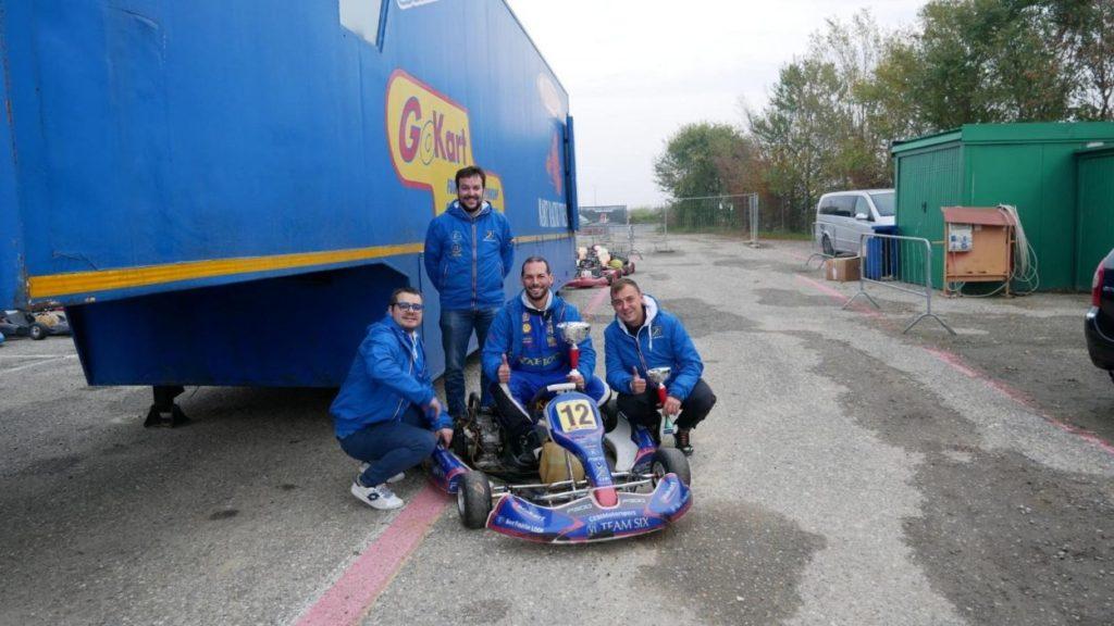 CEBI Campione Kartsport Circuit 2019 con Matteo Cocciolo 4