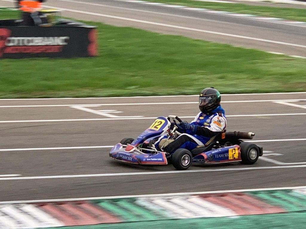CEBI Campione Kartsport Circuit 2019 con Matteo Cocciolo 1