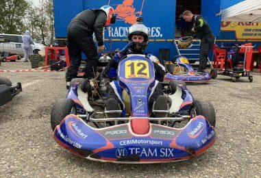 CEBI Campione Kartsport Circuit 2019 con Matteo Cocciolo
