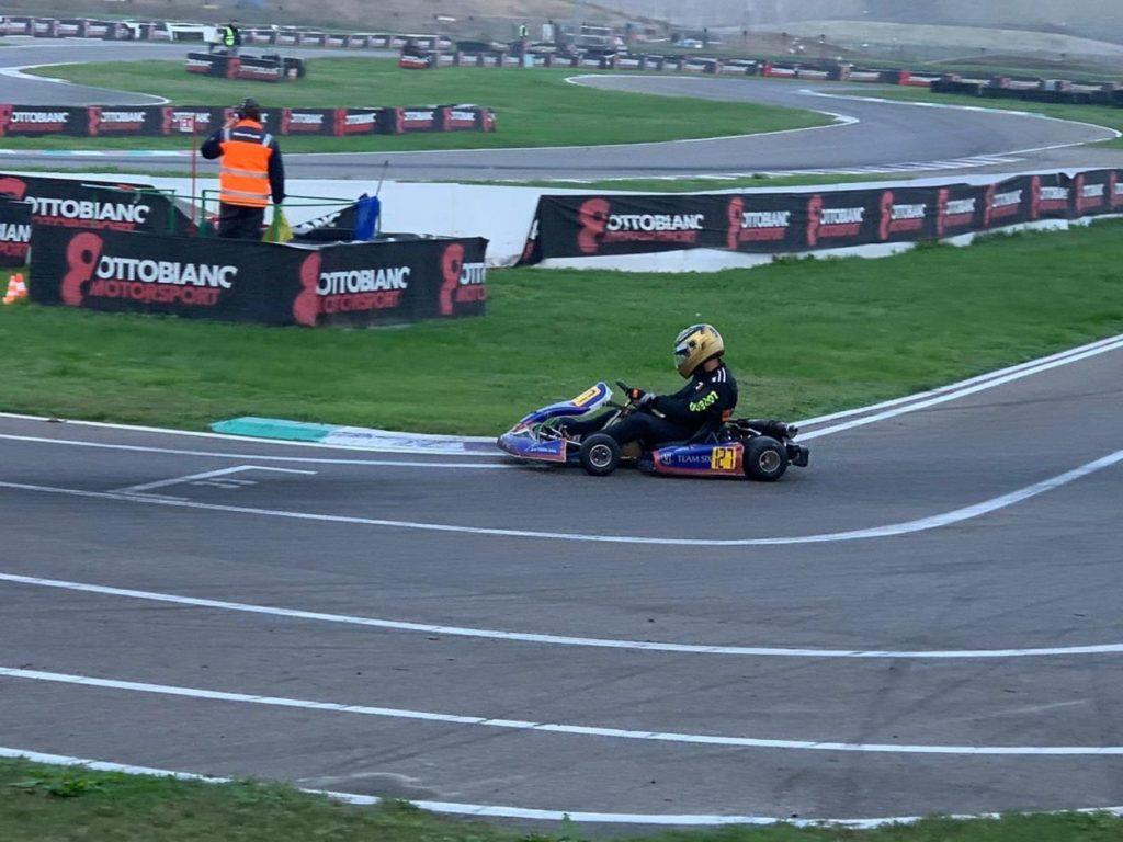 CEBI Campione Kartsport Circuit 2019 con Matteo Cocciolo 2