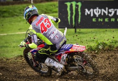 MXGP | Honda promuove Mitchell Evans nella classe regina al fianco di Gajser