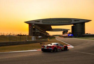 WEC | Shanghai: Ferrari #51 squalificata, è doppietta Porsche in GTE