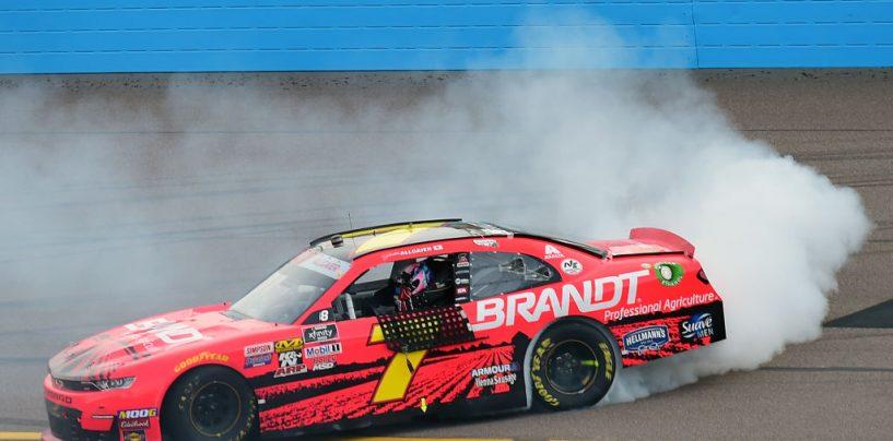 """<span class=""""entry-title-primary"""">NASCAR   Xfinity Series: Allgaier torna alla vittoria a Phoenix</span> <span class=""""entry-subtitle"""">Justin ritorna alla vittoria dopo oltre un anno e si unisce ai big3 nella lotta per il titolo a Homestead</span>"""