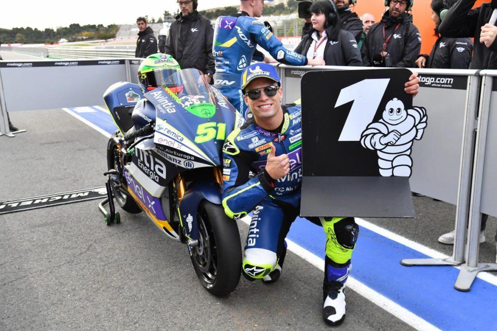 GP Comunità Valenciana, MotoE: Eric Granado vince gara-1, lotta al titolo ancora aperta