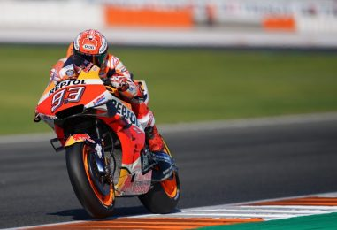 MotoGP | GP Comunità Valenciana: Marc Márquez al 12° successo stagionale