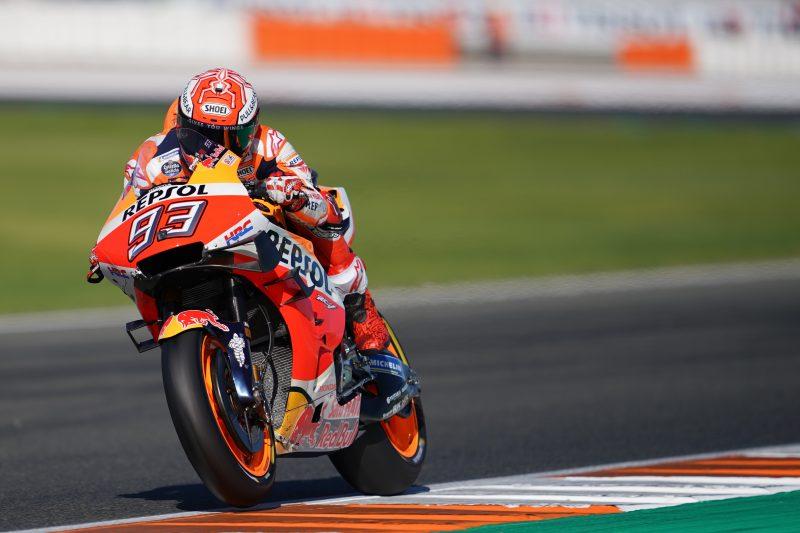 MotoGP   GP Comunità Valenciana: Marc Márquez al 12° successo stagionale