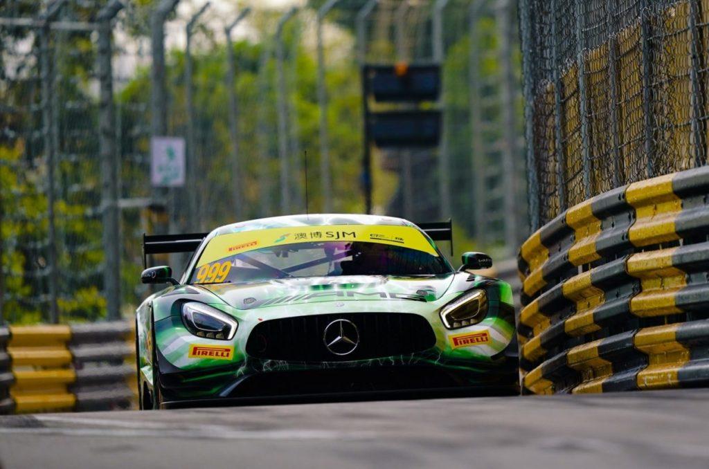 GP Macao: pole position da urlo per Vips e Marciello, Hickman soffre ma si conferma