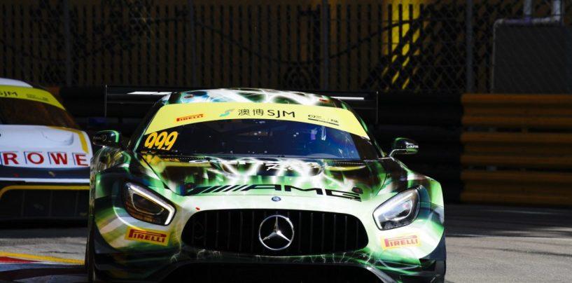 """<span class=""""entry-title-primary"""">GP Macao: Raffaele Marciello vince la coppa del mondo FIA GT!</span> <span class=""""entry-subtitle"""">""""Lello"""" resiste agli attacchi di Vanthoor e Bamber e ottiene la sua prima vittoria a Macao</span>"""