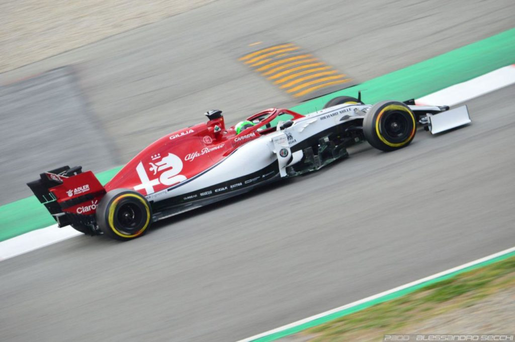 F1 | Alfa Romeo Racing conferma Antonio Giovinazzi per il 2020