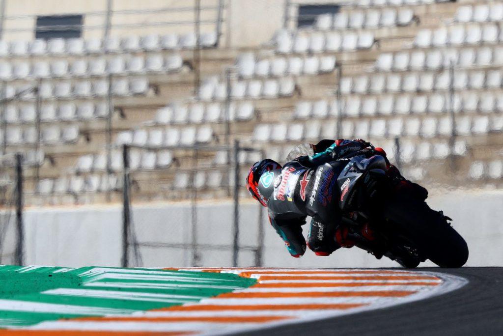 MotoGP   Test di Valencia pre-2020, sintesi della prima giornata