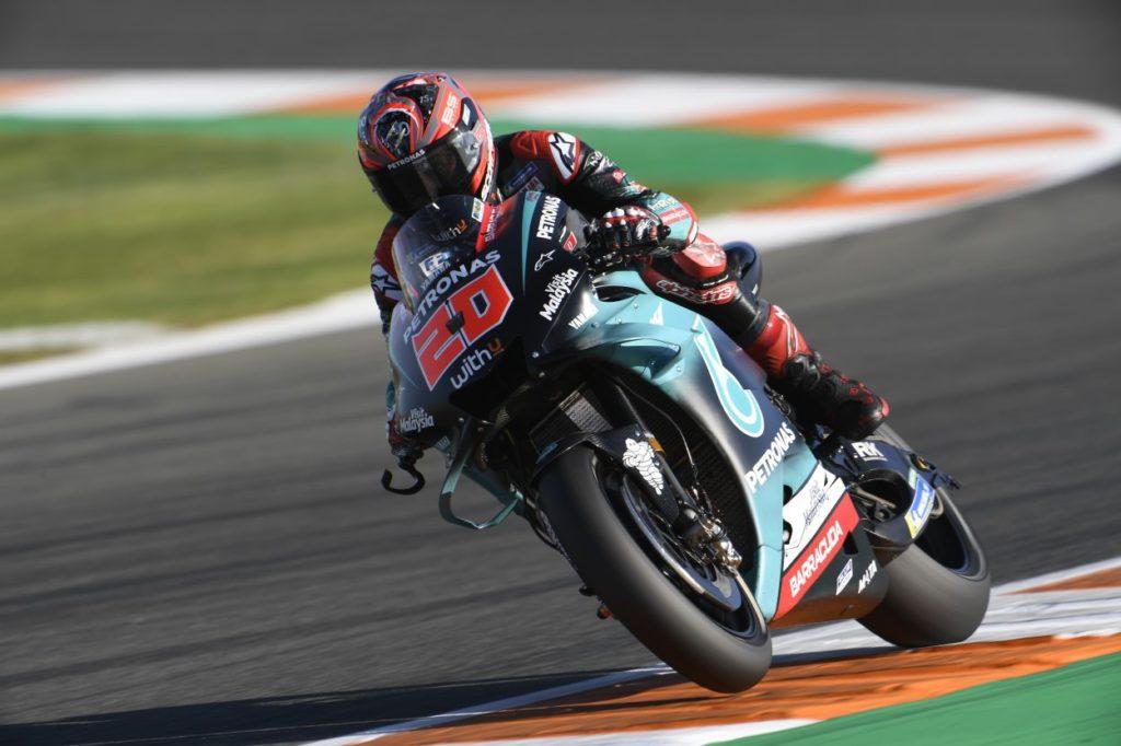 MotoGP   GP Comunità Valenciana: Fabio Quartararo in pole ancora una volta