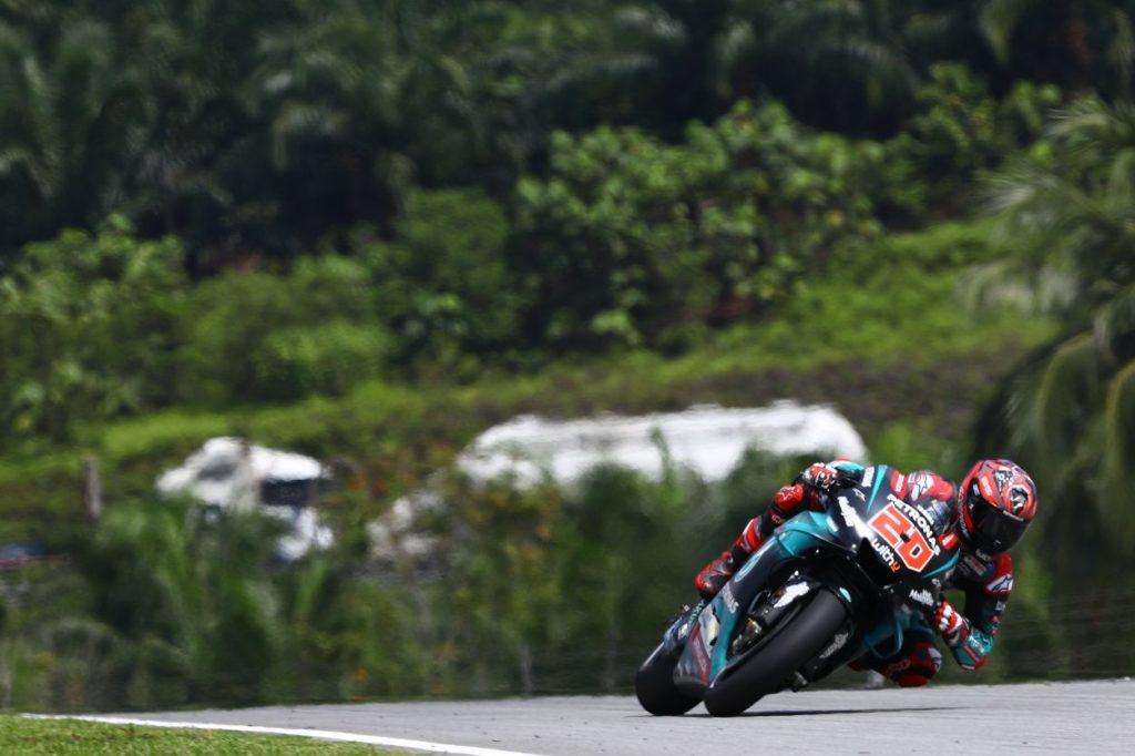 MotoGP | GP Malesia: Fabio Quartararo conquista la sua quinta pole position a Sepang