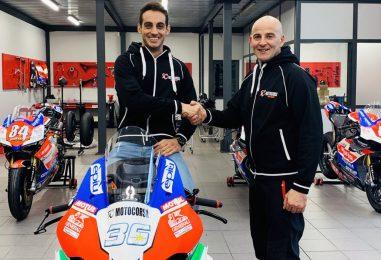 SBK | Motocorsa Racing entra in campionato con Leandro Mercado