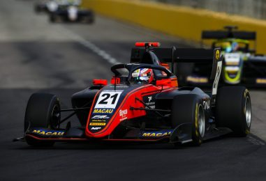 GP Macao: Richard Verschoor re della Formula 3 al debutto