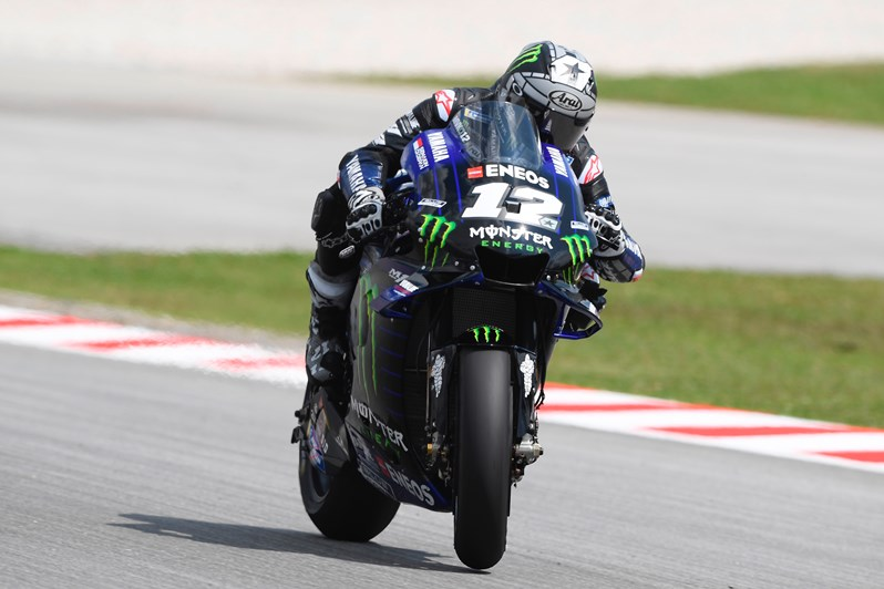 MotoGP   GP Malesia: Maverick Viñales ottiene il suo secondo centro stagionale