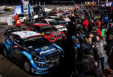 WRC | Motori ibridi confermati per il 2022... con un piano di emergenza