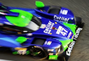 Cetilar Racing in Bahrain puntando sulla strategia