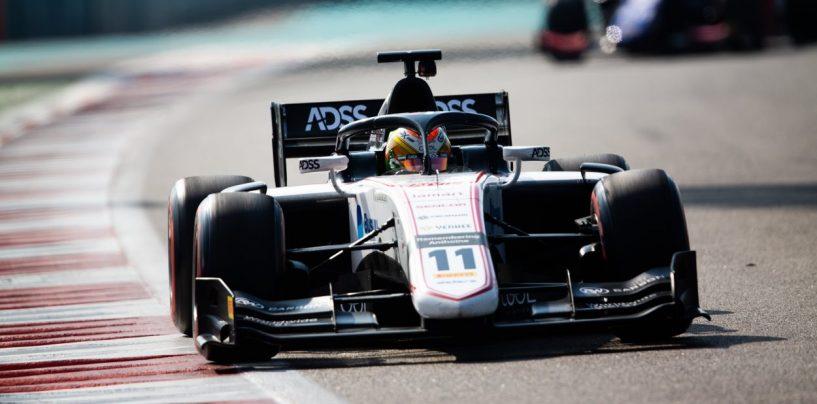 "<span class=""entry-title-primary"">F2 | Test Abu Dhabi: Délétraz batte i rookies nella prima giornata</span> <span class=""entry-subtitle"">Armstrong e Lundgaard alle spalle dello svizzero, bene anche Schumacher</span>"