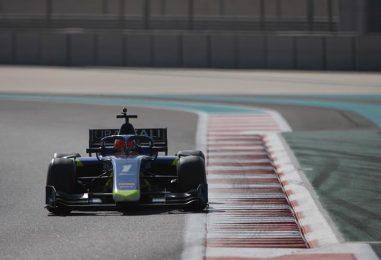 F2 | Test Abu Dhabi: Nikita Mazepin il più veloce nell'ultima giornata