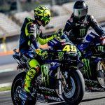 F1 | Hamilton - Valentino Rossi, le prime immagini dello scambio a Valencia 3