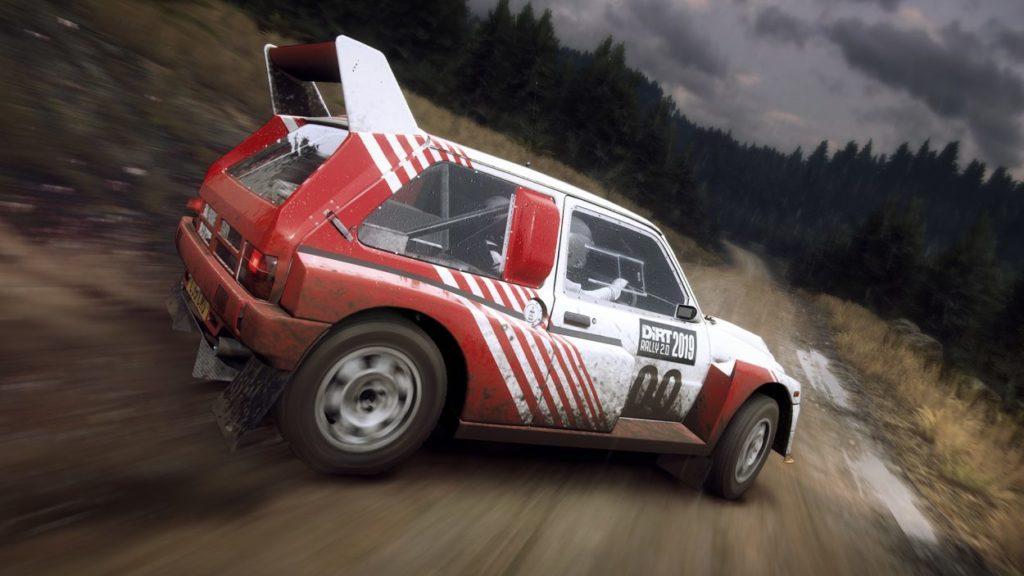 Colin McRae rivive su Dirt Rally 2.0 18