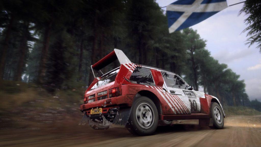 Colin McRae rivive su Dirt Rally 2.0 17