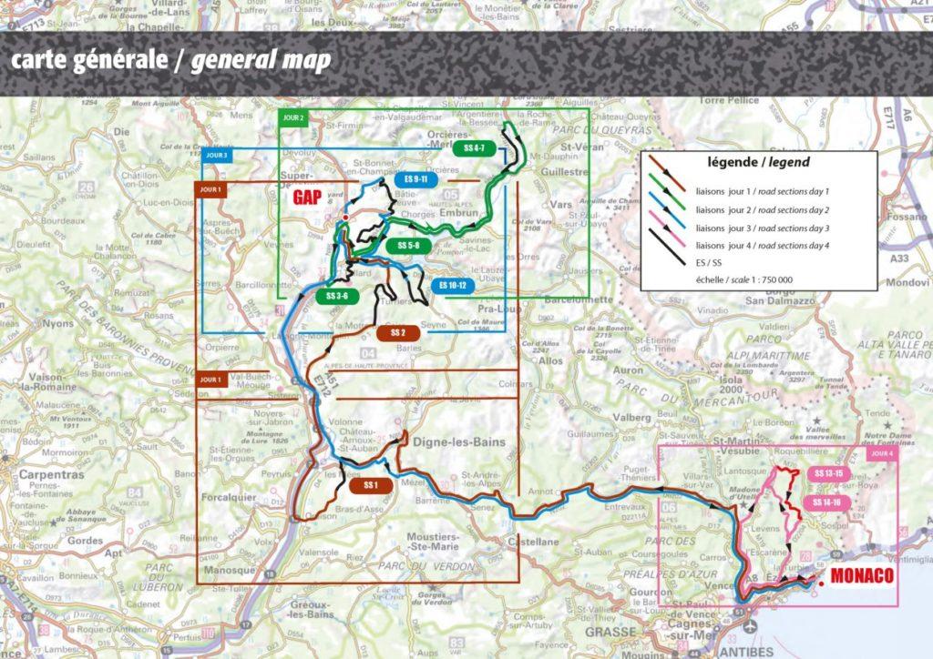 WRC | Rally di Montecarlo 2020 - Anteprima 1