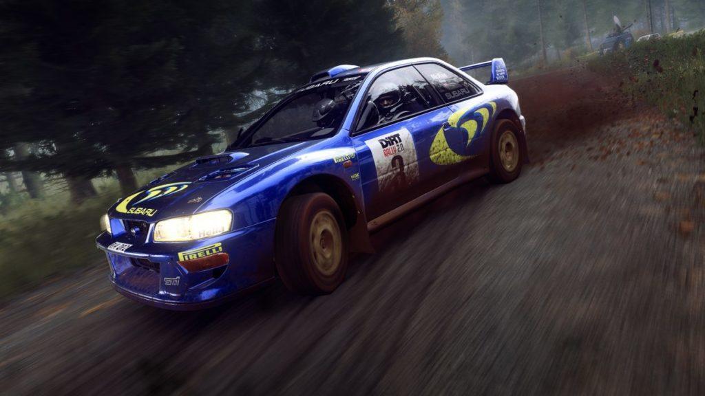 Colin McRae rivive su Dirt Rally 2.0 15