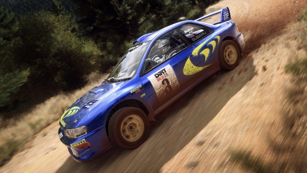 Colin McRae rivive su Dirt Rally 2.0 12