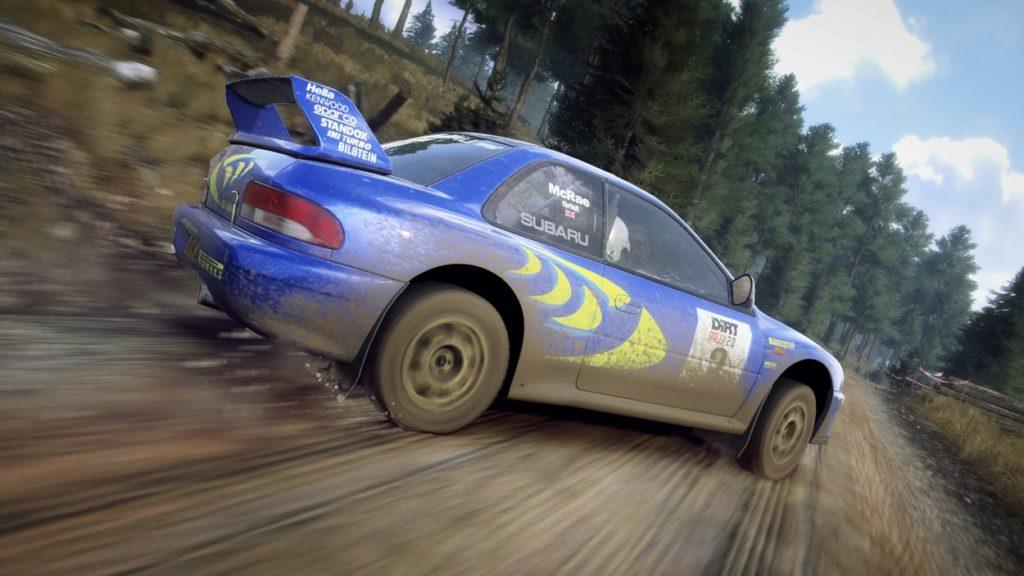 Colin McRae rivive su Dirt Rally 2.0 8