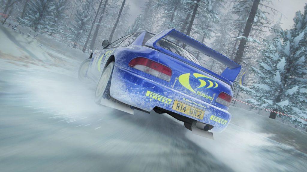 Colin McRae rivive su Dirt Rally 2.0 7