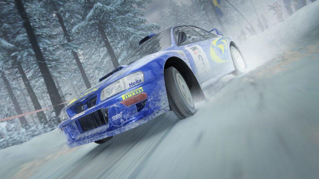Colin McRae rivive su Dirt Rally 2.0 6
