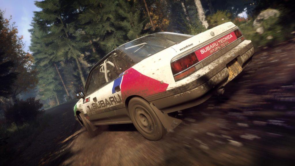 Colin McRae rivive su Dirt Rally 2.0 4