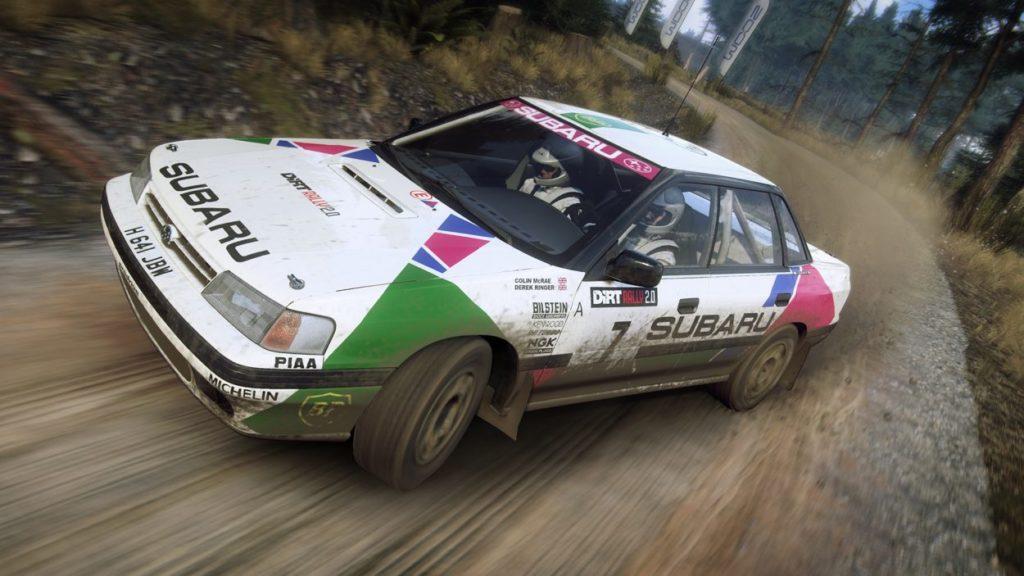 Colin McRae rivive su Dirt Rally 2.0 2