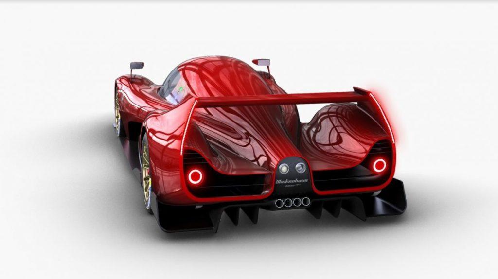 WEC | Glickenhaus presenta la sua 007 Le Mans Hypercar 1