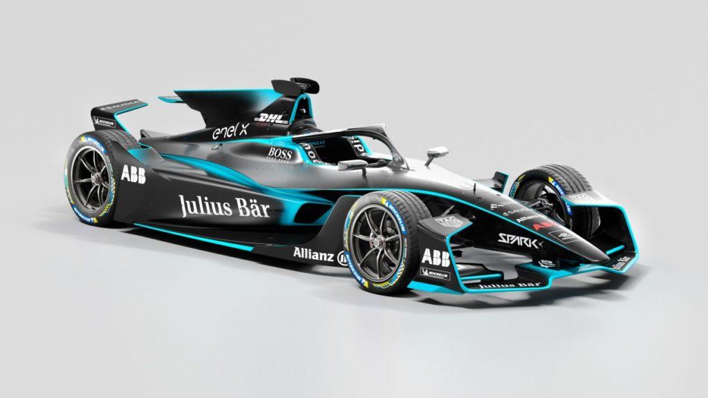 Formula E   Presentata la vettura Gen2 Evo, al debutto nella season 7 9