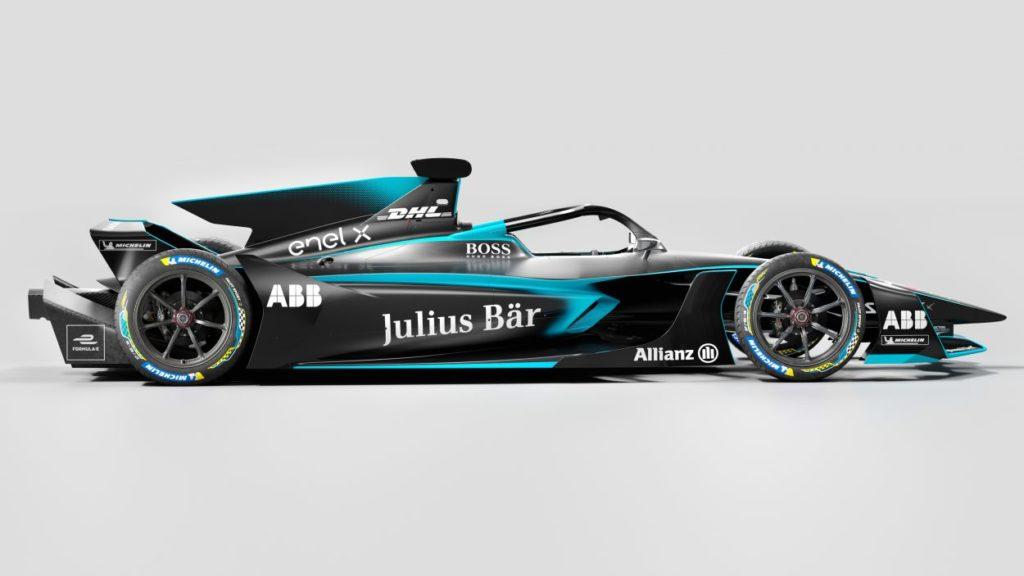 Formula E   Presentata la vettura Gen2 Evo, al debutto nella season 7 10