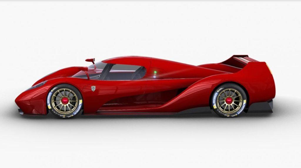 WEC | Glickenhaus presenta la sua 007 Le Mans Hypercar 2