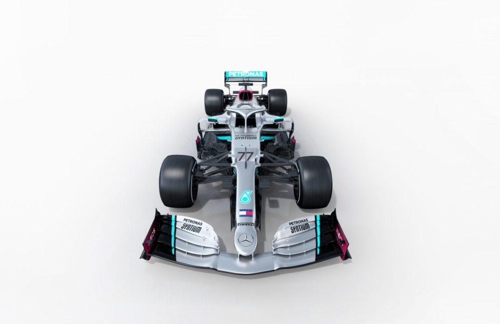 F1 | Mercedes W11 presentata - con shakedown - a Silverstone 3