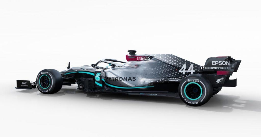 F1 | Mercedes W11 presentata - con shakedown - a Silverstone 1