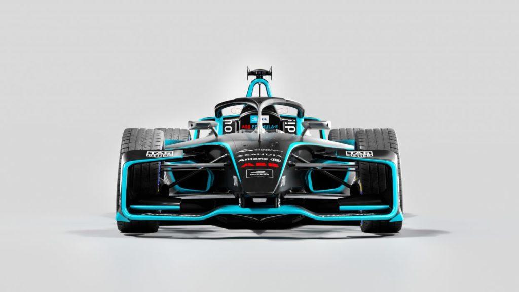 Formula E   Presentata la vettura Gen2 Evo, al debutto nella season 7 2
