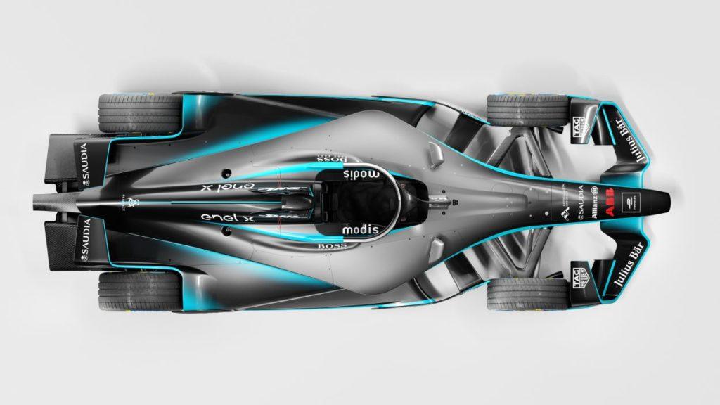 Formula E   Presentata la vettura Gen2 Evo, al debutto nella season 7 3
