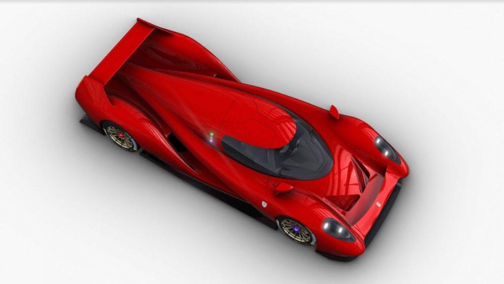 WEC | Glickenhaus presenta la sua 007 Le Mans Hypercar 3